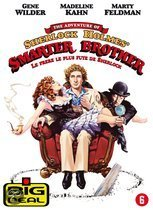 Adventures Of Sherlock Holmes - Smarter Brother
