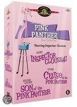Pink Panther - Lost Film Collection (3DVD)
